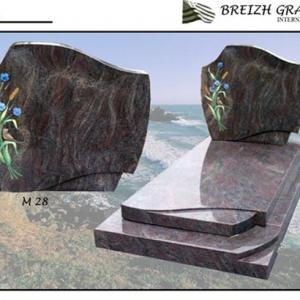 Monument funéraire d'importation