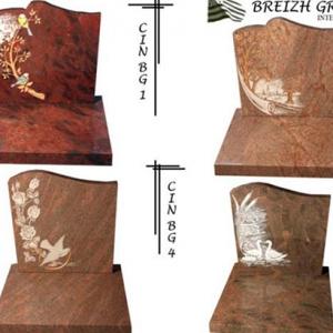 Cinéraire Breizh Granit 1 2 3 4
